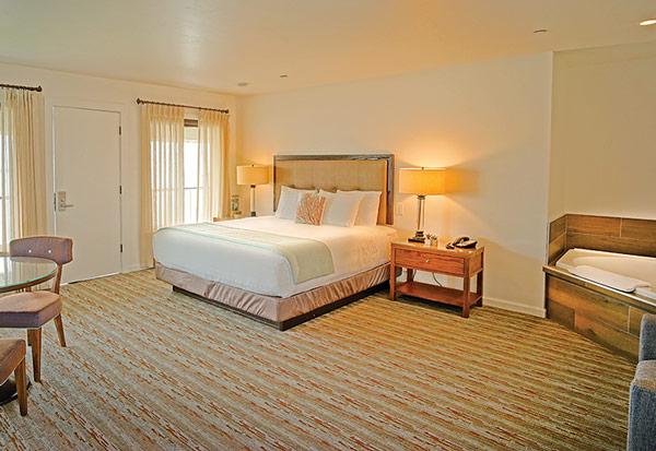 Sea & Sand Inn | Ocean View Hotel in Santa Cruz, CA