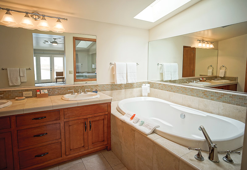 Grand Luxury King Spa Bathroom